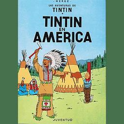 TINTIN : EN AMERICA