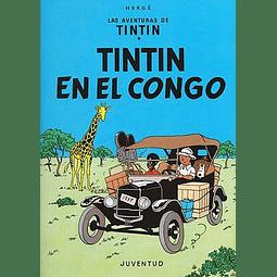 TINTIN : EN EL CONGO