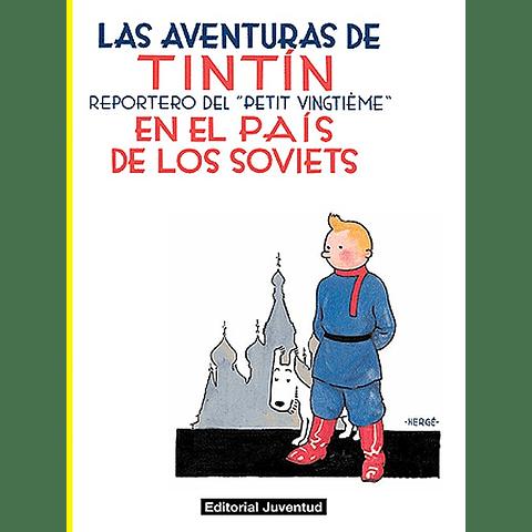 TINTIN : EN EL PAIS DE LOS SOVIETS