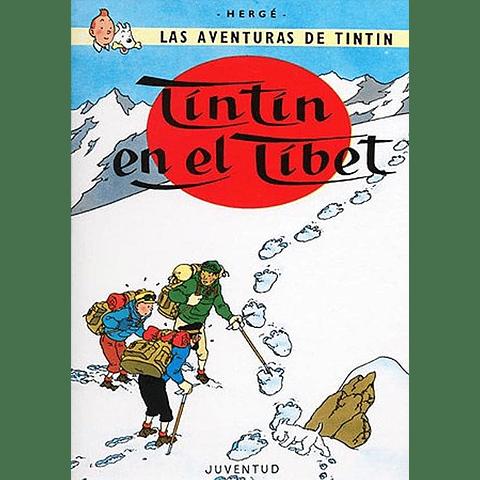 TINTIN : EN EL TIBET