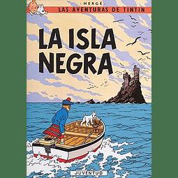 TINTIN : LA ISLA NEGRA