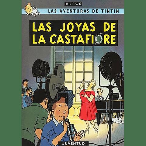 TINTIN : LAS JOYAS DE LA CASTAFIORE