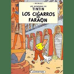 TINTIN : LOS CIGARROS DEL FARAON