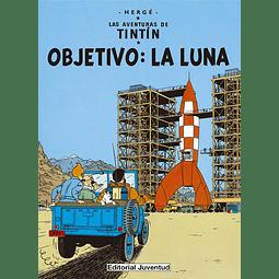TINTIN : OBJETIVO, LA LUNA