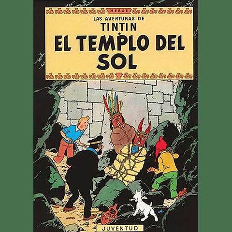 TINTIN : EL TEMPLO DEL SOL