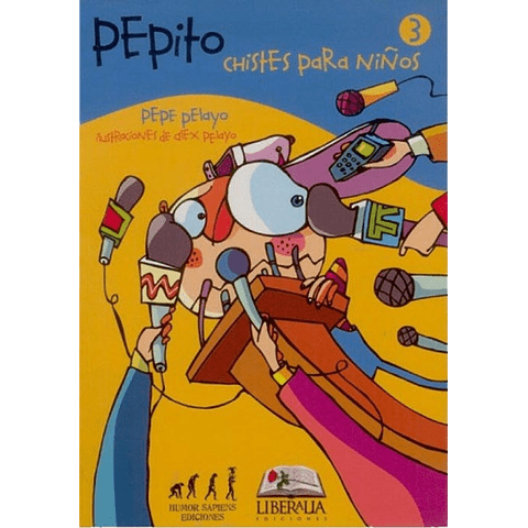 PEPITO. CHISTES PARA NIÑOS 3 (NVA. EDICION)