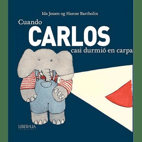 CUANDO CARLOS CASI DURMIO EN CARPA