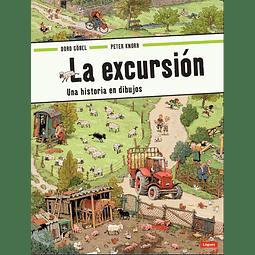 EXCURSION, LA : UNA HISTORIA EN DIBUJOS