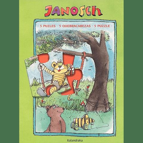 JANOSCH : 5 PUZZLES