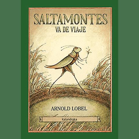 SALTAMONTES VA DE VIAJE