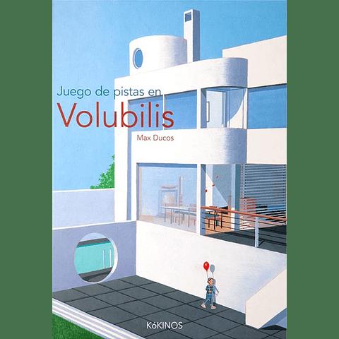 JUEGO DE PISTAS EN VOLUBILIS