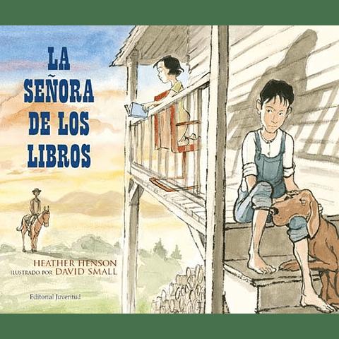 SEÑORA DE LOS LIBROS, LA