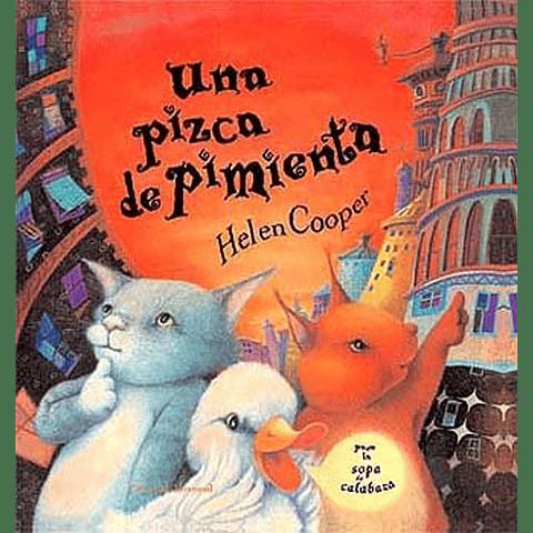 PIZCA DE PIMIENTA, UNA