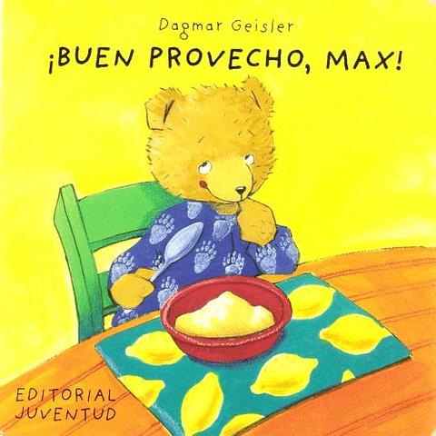 BUEN PROVECHO, MAX !
