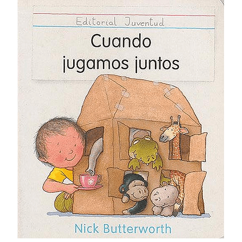 CUANDO JUGAMOS JUNTOS