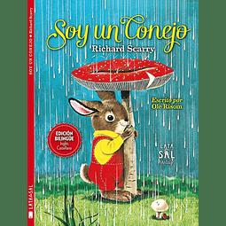 SOY UN CONEJO (CASTELLANO - INGLES)
