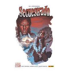 PANINI-COMIC : SECUESTRADO