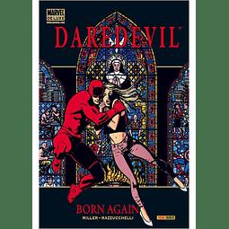 PANINI-COMIC : DAREDEVIL - BORN AGAIN