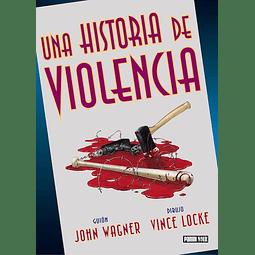 PANINI-COMIC : HISTORIA DE VIOLENCIA, UNA