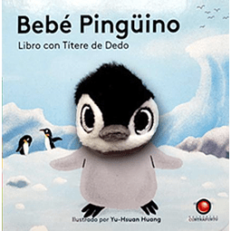 BEBE PINGUINO (TITERE DE DEDO)