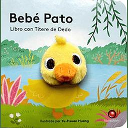 BEBE PATO (TITERE DE DEDO)