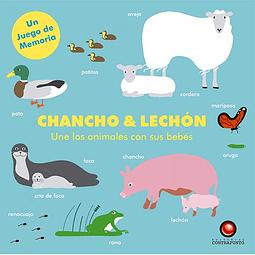 CHANCHO & LECHON ( JUEGO DE MEMORIA )