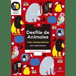 DESFILE DE ANIMALES (ROMPECABEZAS)