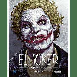JOKER, EL : HISTORIA VISUAL