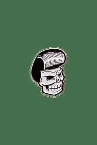 Pin Mascot Head Suavecito