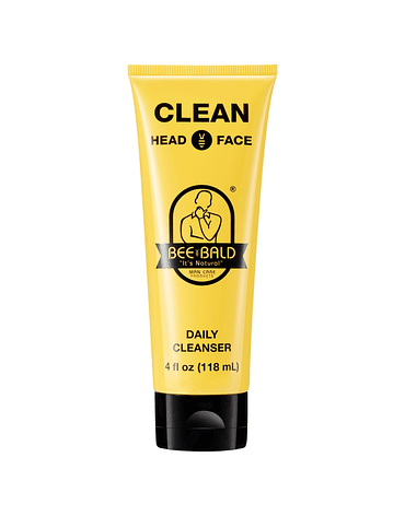 Limpiador Facial Bee Bald Daily Clean