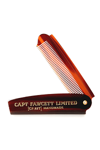 Peine Pocket Beard 82T Captain Fawcett