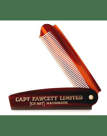 Peine Pocket Beard 82T Captain Fawcett
