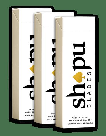 Hojas de Afeitar Shapu Blades