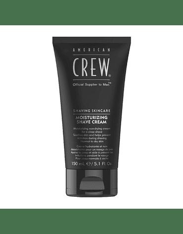Crema de Afeitado Moisturizing American Crew