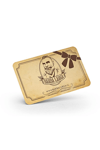 Gift Card Barba Larga