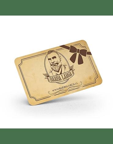 Gift Card Barba Larga