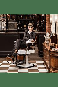 Bálsamo Sid Sottung's Barberism Captain Fawcett