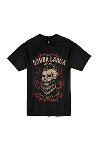 Polera Raw Barba Larga
