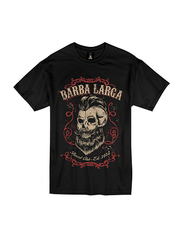 Polera Raw Barba Larga