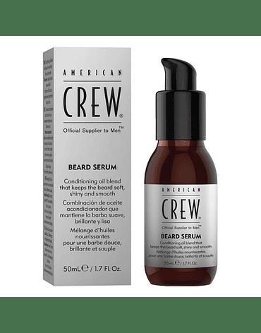 Aceite Beard Serum American Crew
