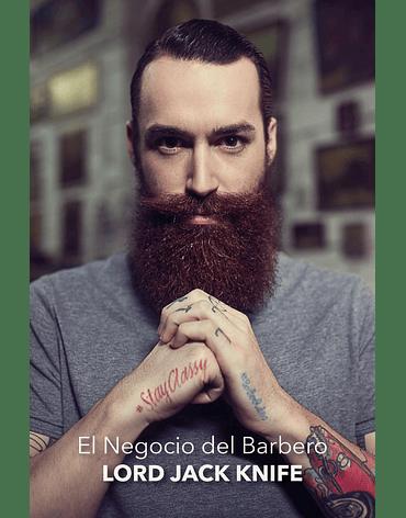 Libro El Negocio del Barbero Autografiado