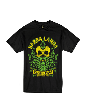 Polera Hops Barba Larga