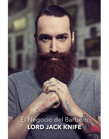 Libro El Negocio del Barbero