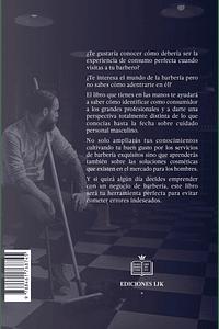 Libro El Negocio del Barbero de Lord Jack Knife