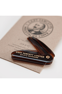Peine Pocket Moustache 87T Captain Fawcett
