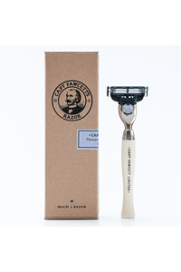 Máquina de afeitar Safety Razor Captain Fawcett