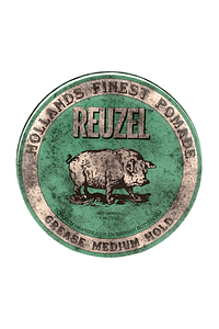 Pomada Grease Medium Hold Reuzel