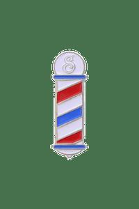 Pin Barber Pole Suavecito