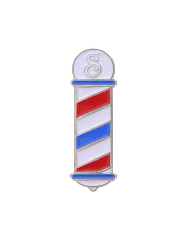 Pin Barber Pole Suavecito