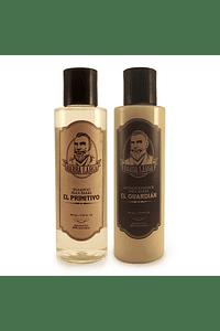 Shampoo + Acondicionador Barba Larga 150 ML